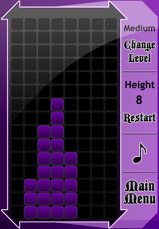 Screenshot iTower – Arcade Game